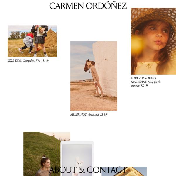 Carmen Ordóñez