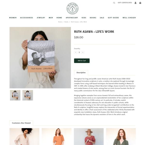 Ruth Asawa : Life's Work