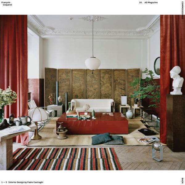 AD Magazine | François Coquerel