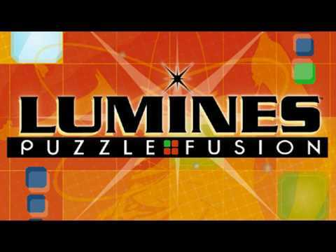 Lumines - Water, flower, & lights