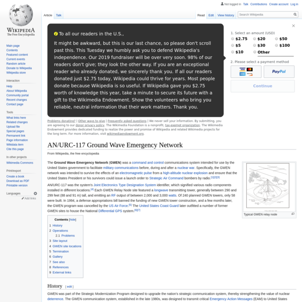 AN/URC-117 Ground Wave Emergency Network - Wikipedia