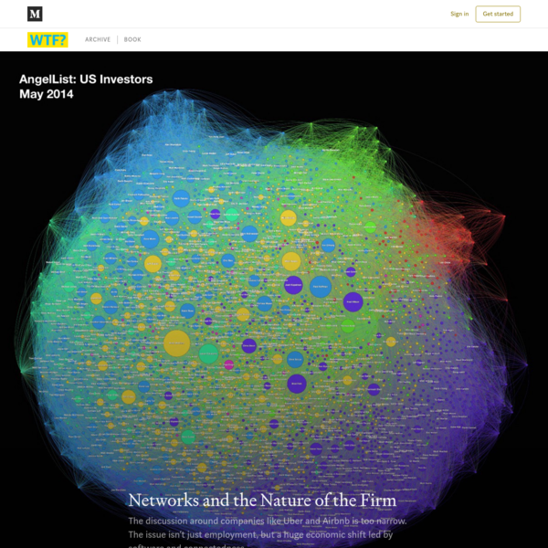 Networks and the Nature of the Firm
