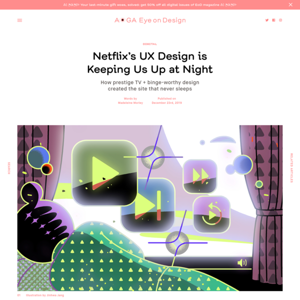 Netflix's UX Design is Keeping Us Up at Night