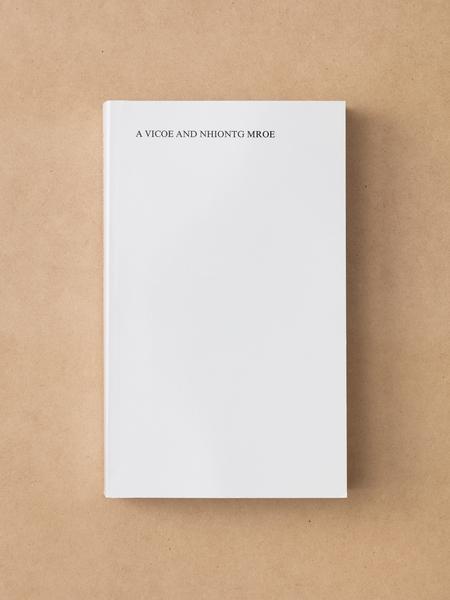 Publications, A VICOE AND NHIONTG MROE, 2016