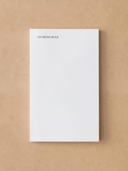 Publications, ON BIENG BULE, 2016