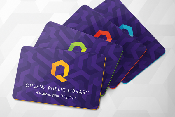 Queens Public Library Cards