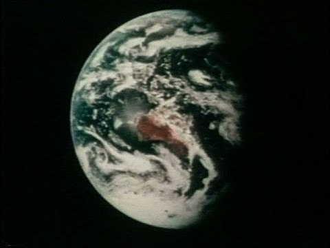 This film, produced in 1985, describes the sculpture project undertaken by David Barr in which an invisible tetrahedron spanning the inside of the Earth was installed with the outer four corners just protruding from the crust of the Earth. The visible corners are located in Easter Island, South Africa, New Guinea, and Greenland.