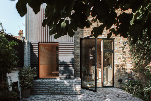 A House for Four by Harry Thomson, London, UK