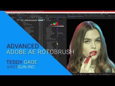 Learn Advanced AE Rotobrush in 20 Min