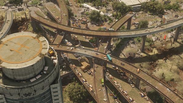 Cities Skyline World Modeling