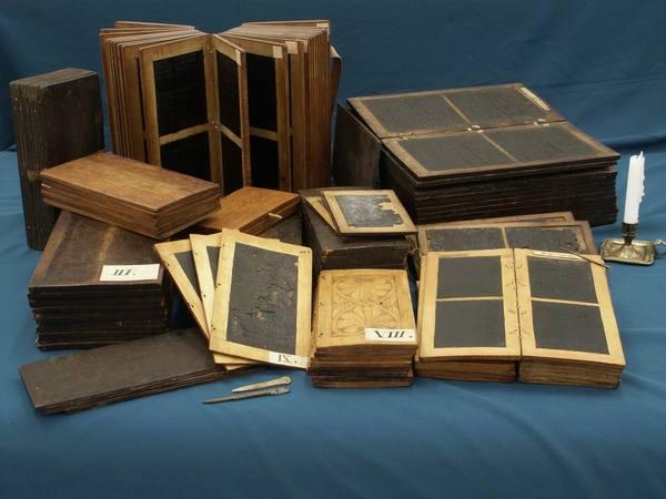 Wax Table Books