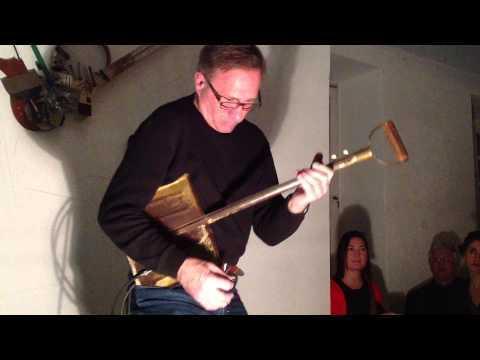 Ken Butler's Shovel