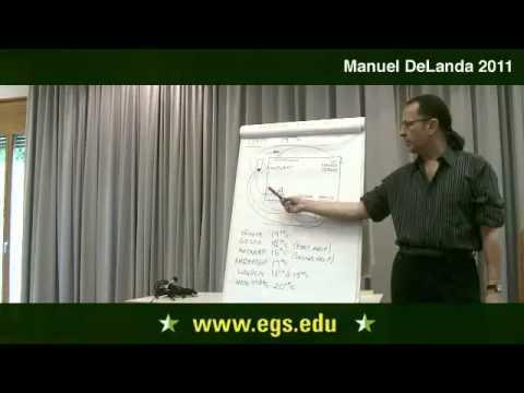 Manuel DeLanda. The City and Capitalism. 2011