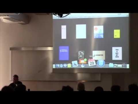 SPD talk - Urs Lehni