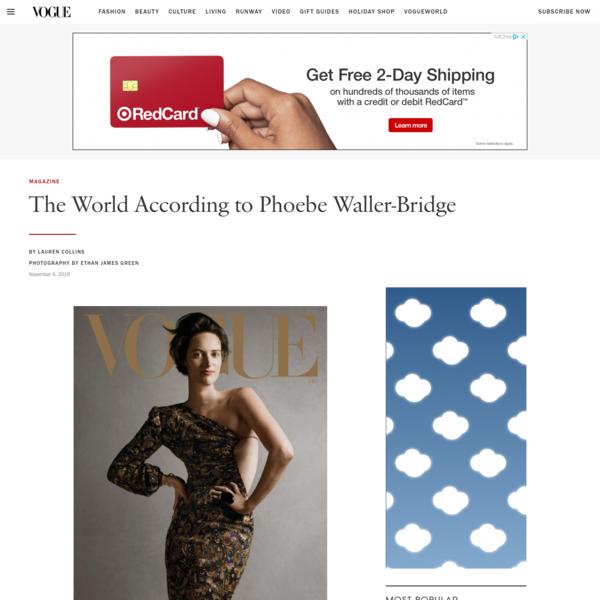 The World According to Phoebe Waller-Bridge