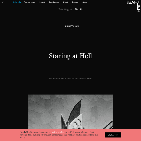 Staring at Hell | Kate Wagner