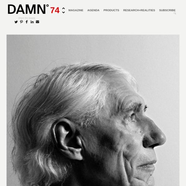 Wim Crouwel | DAMN° Magazine