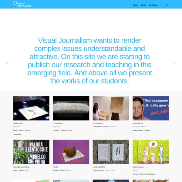 Home - Visual Journalism
