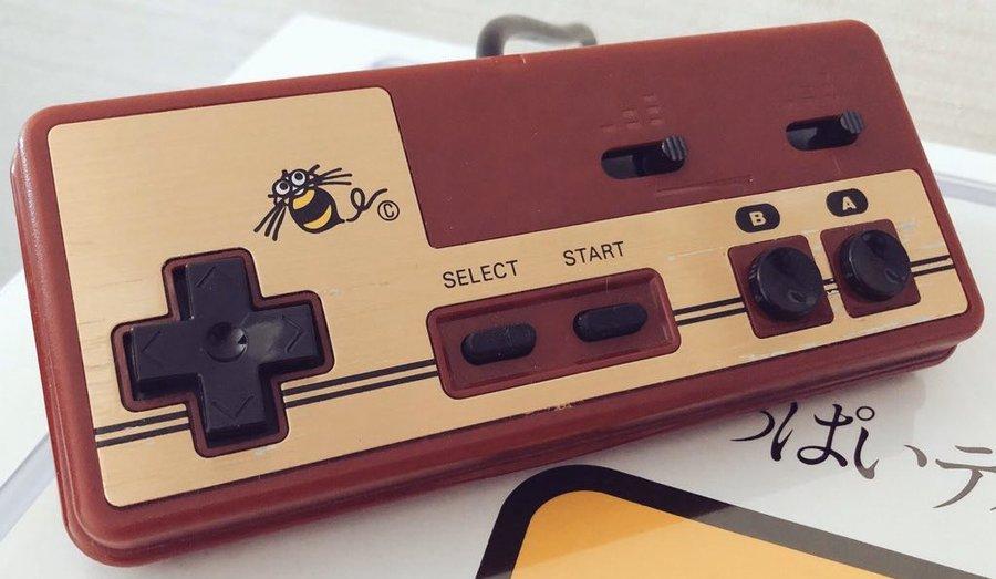 Hudson Soft Joycard Famicom Controller
