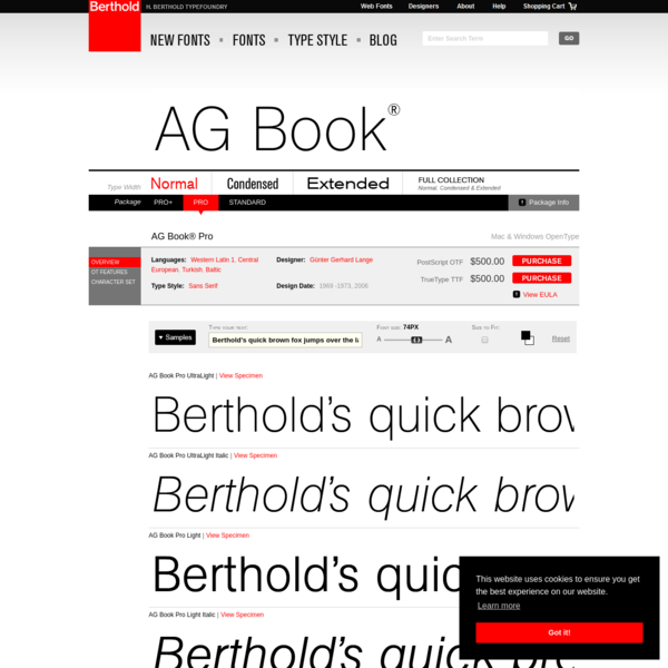 AG Book® Pro