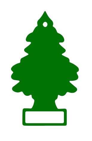 Evergreen Air Freshener