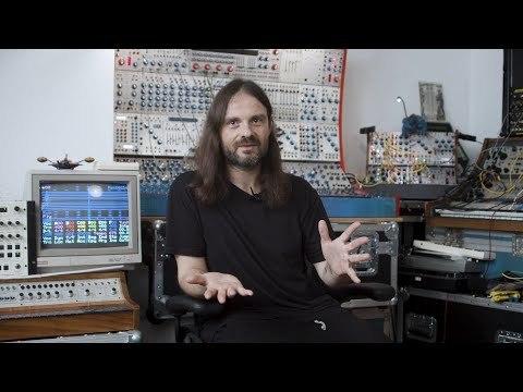 Alessandro Cortini - In The Studio