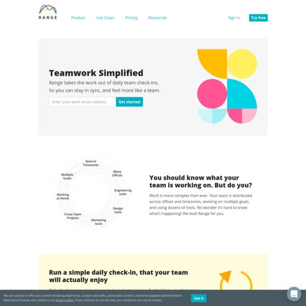 Teamwork Simplified