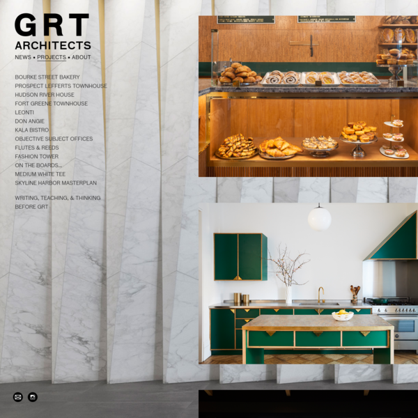 Projects - GRT Architects