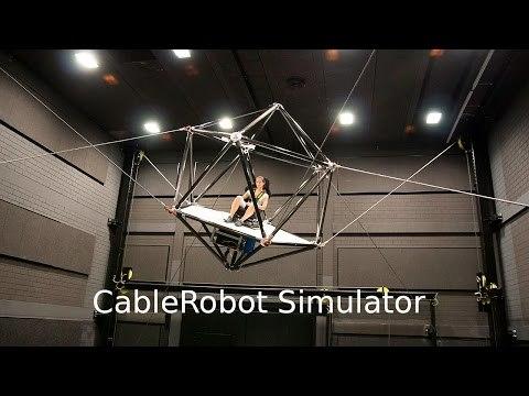 CableRobot-Simulator