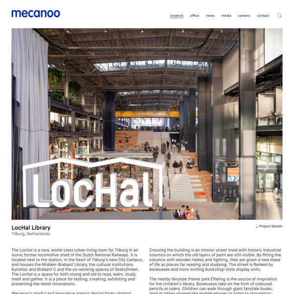 LocHal Library