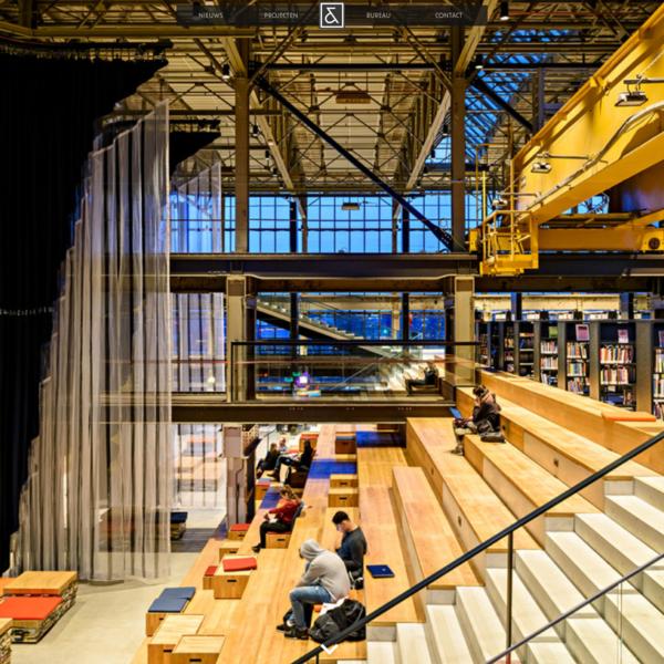 LocHal, Tilburg - Braaksma & Roos Architectenbureau