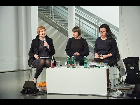 DNL#18: ALGORITHMIC BIAS: AI Traps and Possible Escapes: Caroline Sinders, Sarah Grant, Ruth Catlow