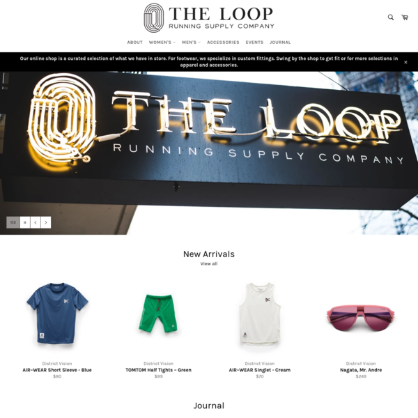 The Loop Running Supply Co