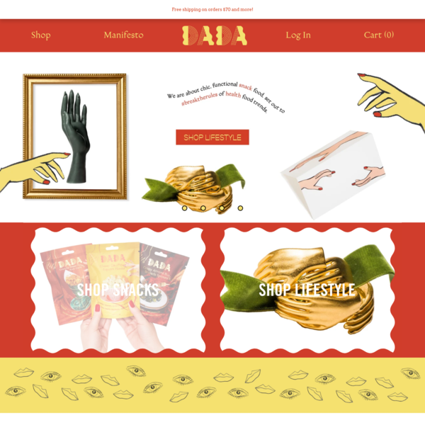 DADA Daily Official Website