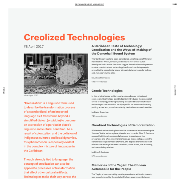 Creolized Technologies