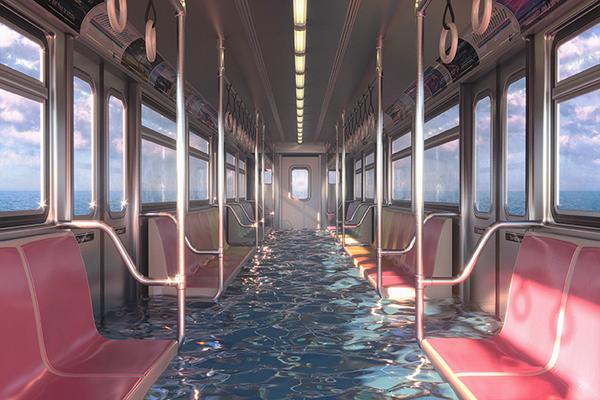 Hayden Williams: Train