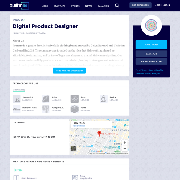 Digital Product Designer