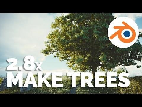 MAKE TREES EASILY!