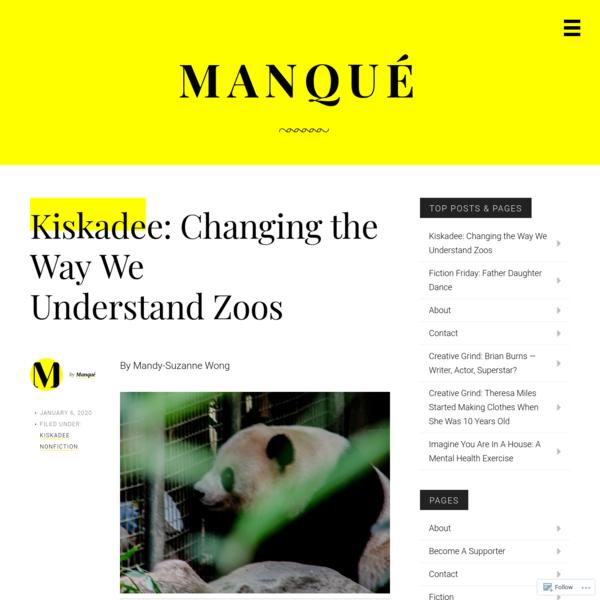Kiskadee: Changing the Way We Understand Zoos