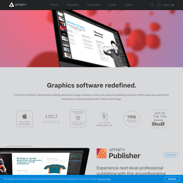 Affinity - Professional creative software