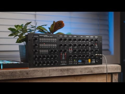 The Kijimi Review // The synth i've been dreaming of.