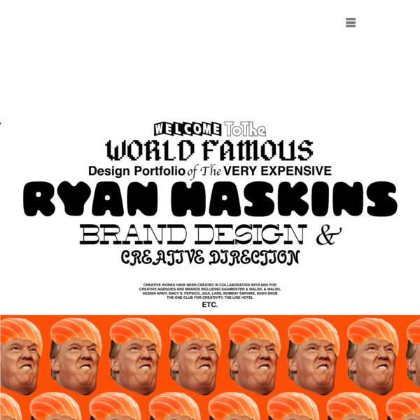 Ryan Haskins Design | Los Angeles, CA