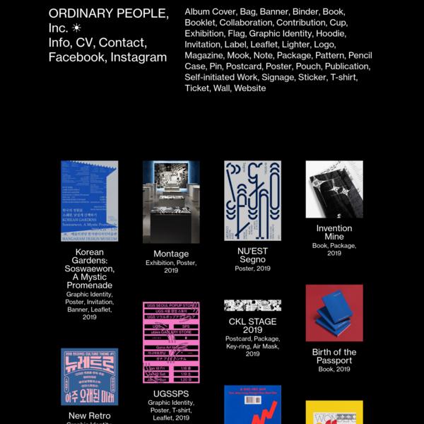 ORDINARY PEOPLE, Inc