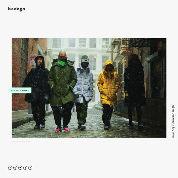 Bodega Ltd.