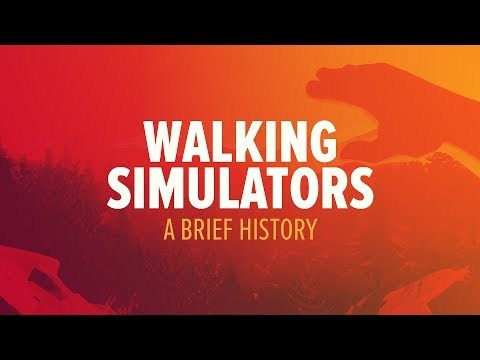 A Brief History of Walking Simulators | Sidcourse