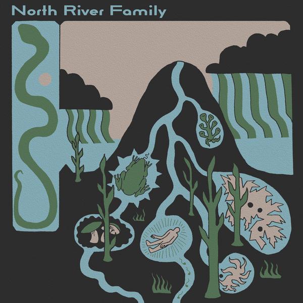 North River Family Album Cover