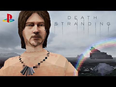Death Stranding - PS1 Trailer