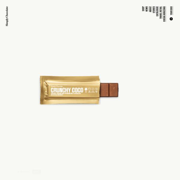 Crunchy Coco - Simply Chocolate