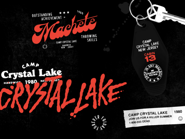 Camp Crystal Lake by Matt Yerman