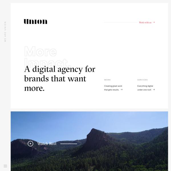 Union | Award-Winning Digital Marketing Agency in Charlotte, NC